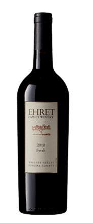 Ehret Family Winery Syrah